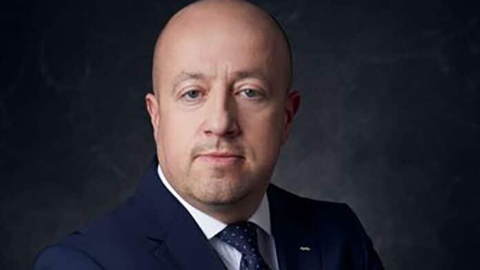 Maciej Winiarz, prezes zarządu Polskiego Związku Przemysłu Oponiarskiego (PZPO)