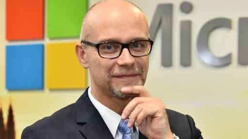 Michał Gołębiewski – Microsoft