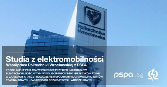 PSPA politechnika wroclawska