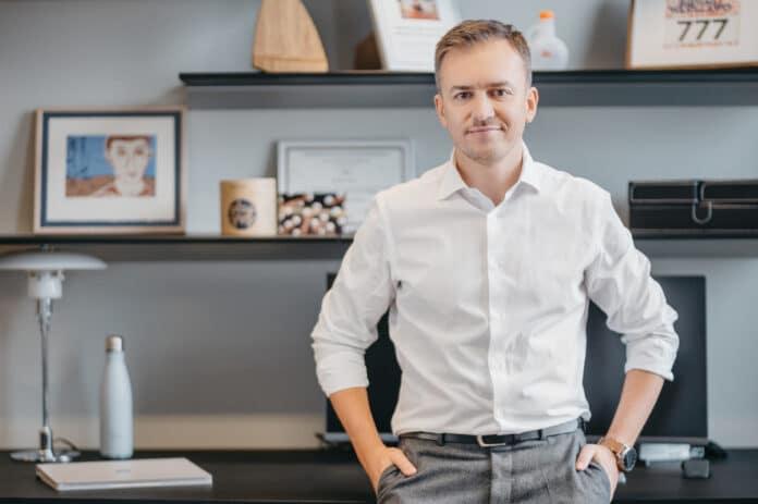 Sebastian Podleśny – prezes firmy 7N