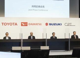Suzuki i Daihatsu dołączają do inicjatywy Toyoty