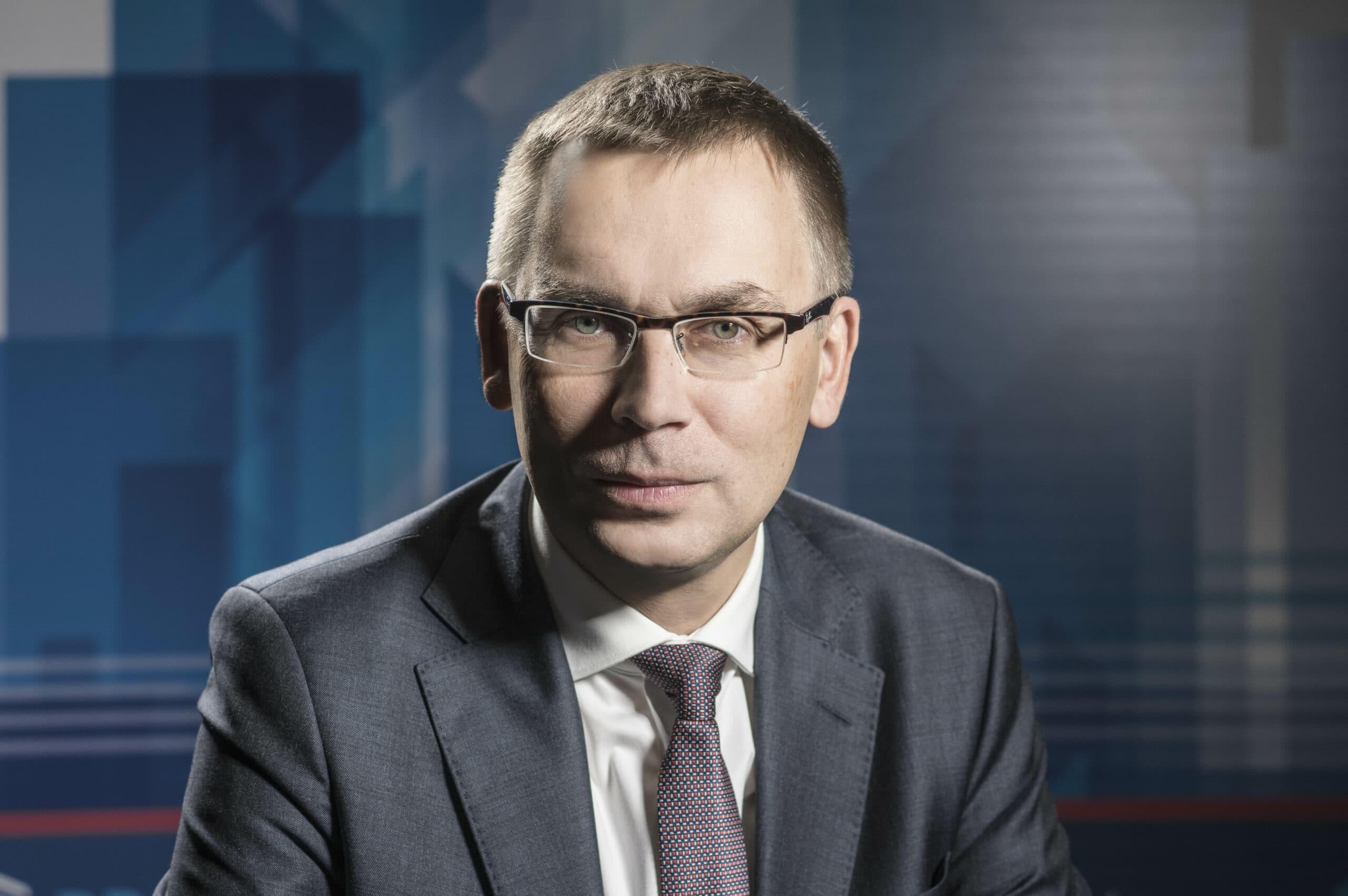 Wojciech Kuspik prezes PTWP