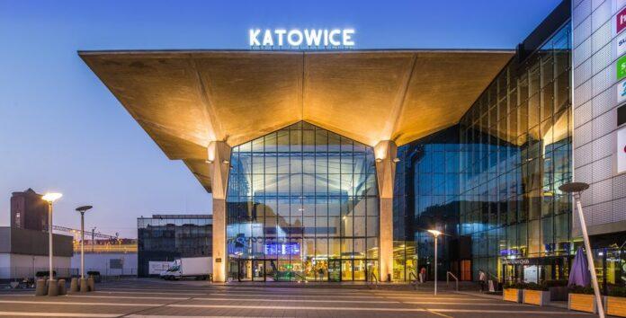 dworzec PKP Katowiec