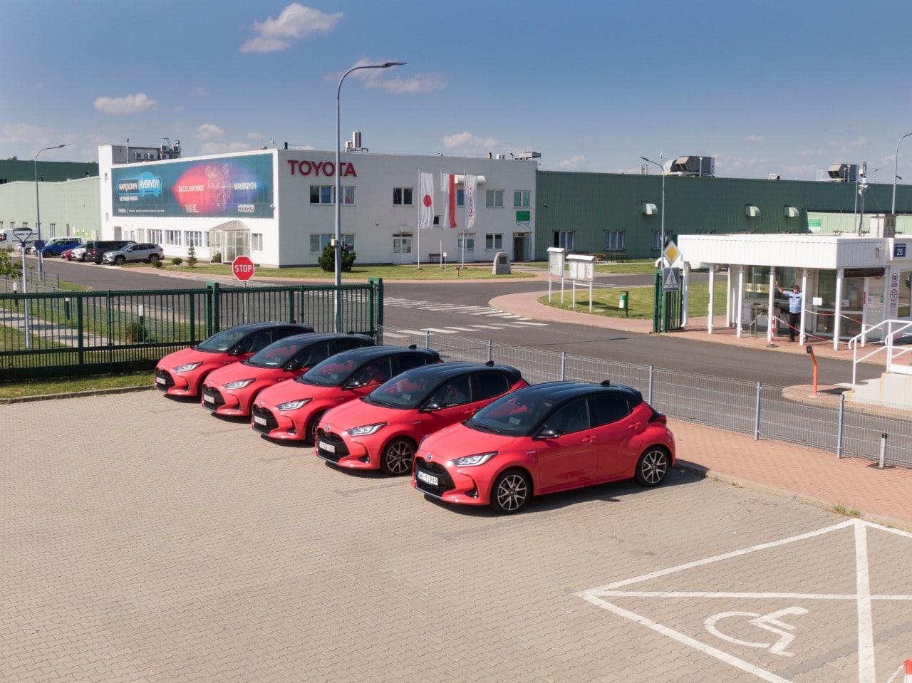 fabryka toyota polska przemysł motoryzacyjny (7)