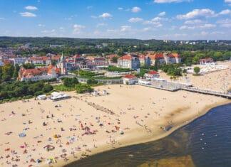 polskie morze sopot wakacje
