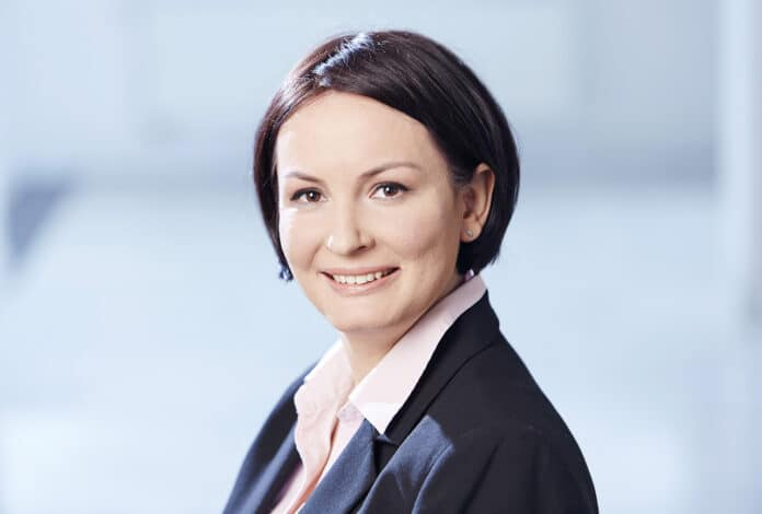 Dorota Zawadzka-Stępniak, dyrektorka departamentu energii i zmian klimatu Konfederacji Lewiatan