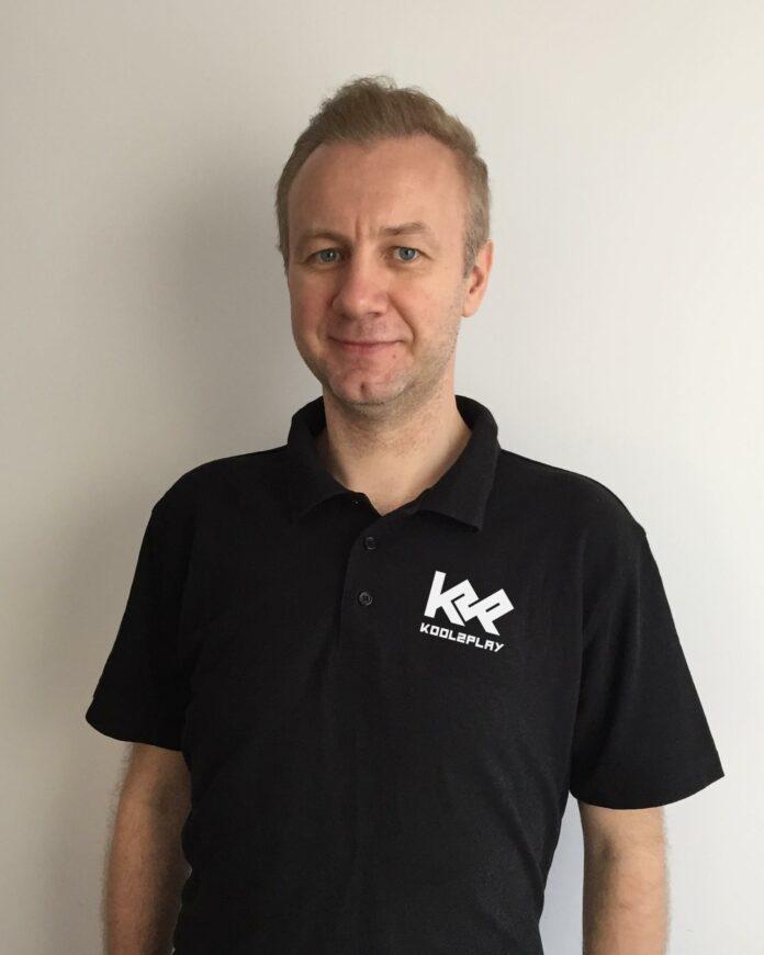 Marcin Marzęcki – prezes Kool2Play