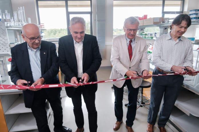Medicofarma Biotech otwarcie laboratorium