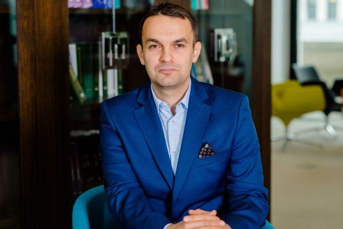 Mikołaj Różycki, zastępca prezesa PARP