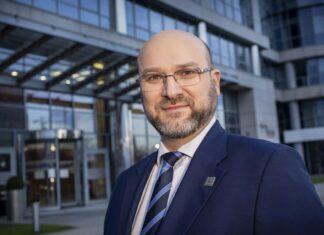 Paweł Strączyński - wiceprezes Banku Pekao S.A.