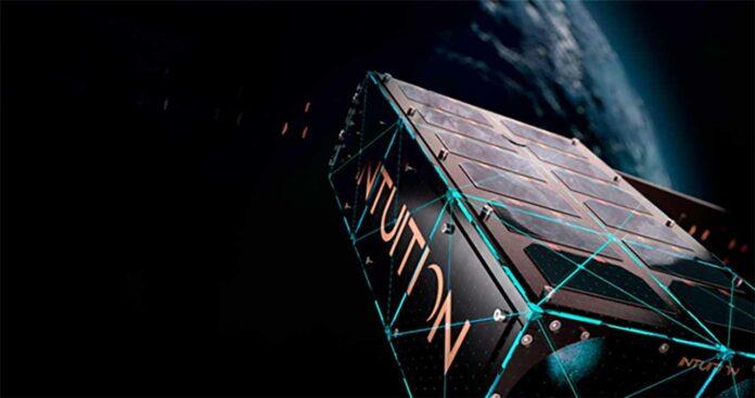 Wizualizacja satelity Intuition-1