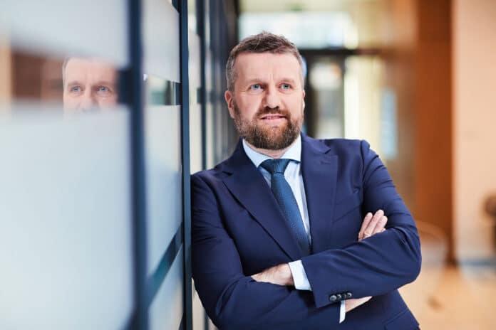 Wojciech Głażewski, Country Manager firmy Check Point Software w Polsce