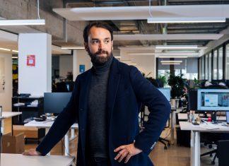Andreas Schollin-Borg, założyciel i CEO Batmaid