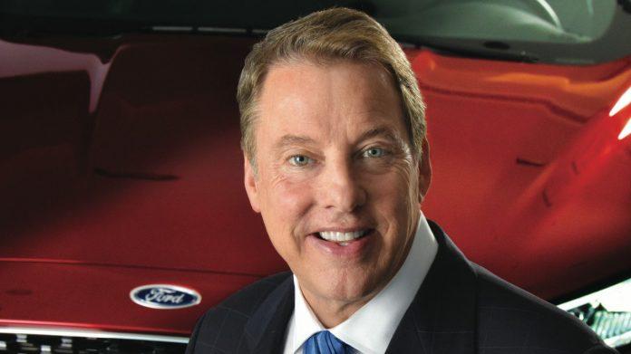 William Clay Ford Jr., prezes wykonawczy Ford Motor Company