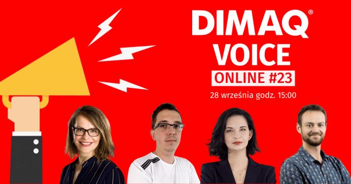 DIMAQ Voice Online po wakacyjnej przerwie