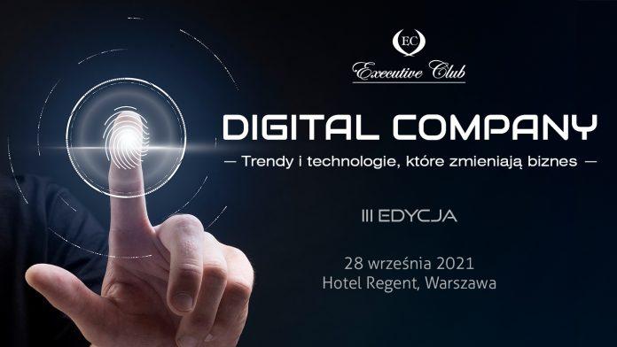 Digital Company Trendy i technologie, które zmieniają biznes