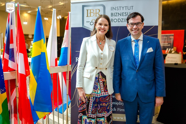 Instytut Biznesu Rodzinnego dr Adrianna Lewandowska i dr Adam Mokrysz Grupa Mokate