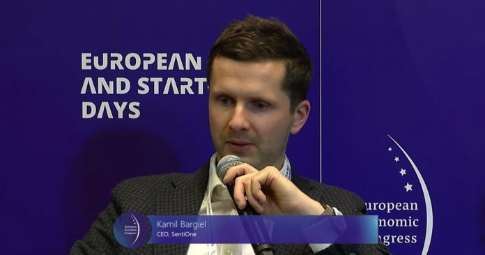 Kamil Bargiel, CEO SentiOne