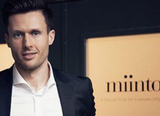 Konrad Kierklo, CEO Miinto