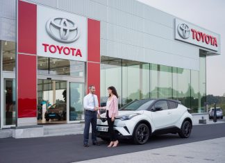 Nowa sieć salonów Toyota Pewne Auto już działa