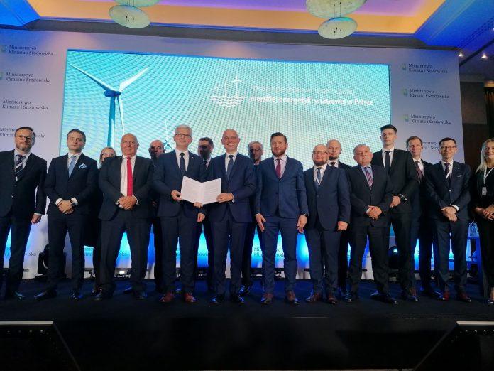 PGE podpisała porozumienie sektorowe na rzecz rozwoju offshore w Polsce