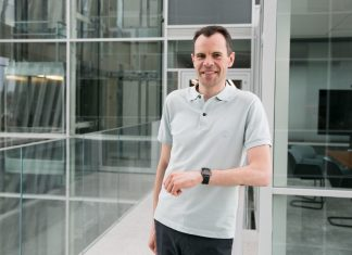 Paulius Insoda CEO NFQ