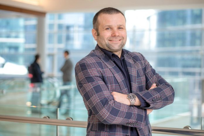 Wojciech Wolny prezes Euvic