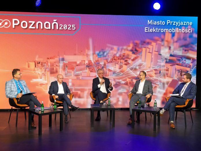 debata Poznań 2025 – Miasto Przyjazne Elektromobilności