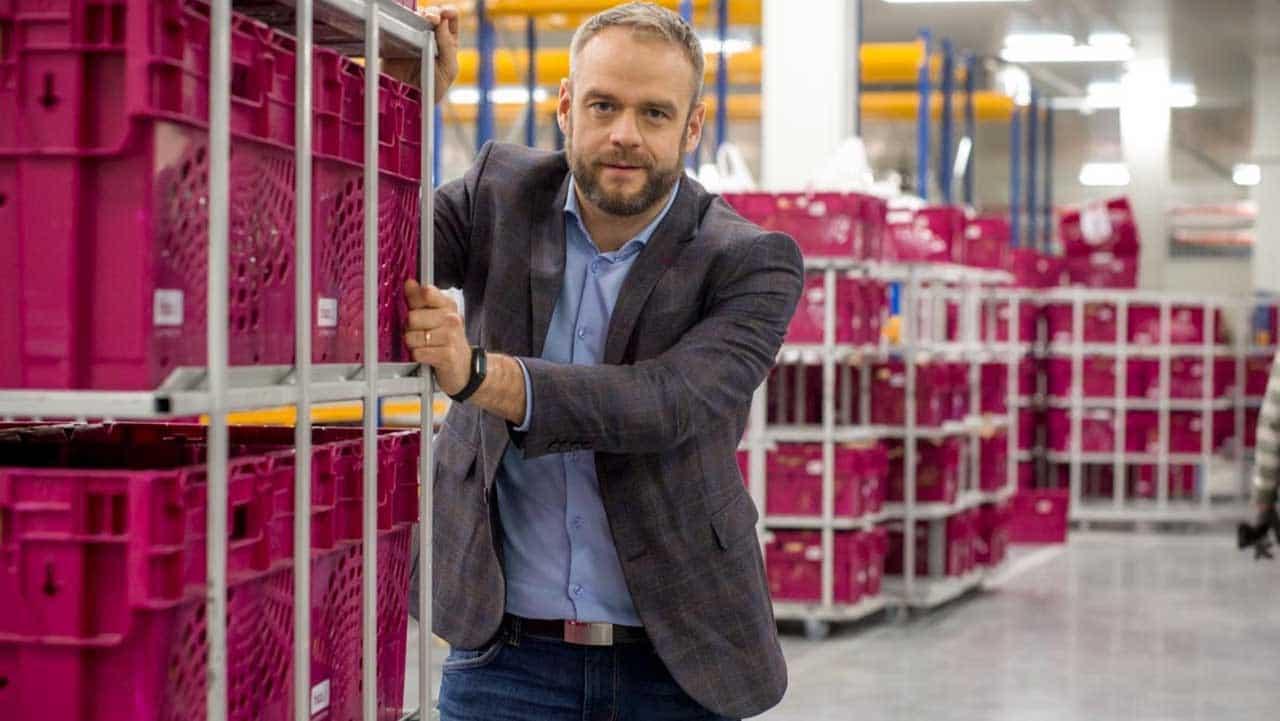 Jacek Palec, prezes Frisco.pl