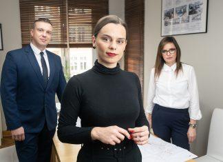 Alicja Gackowska Prezes Zarządu Eco5tech