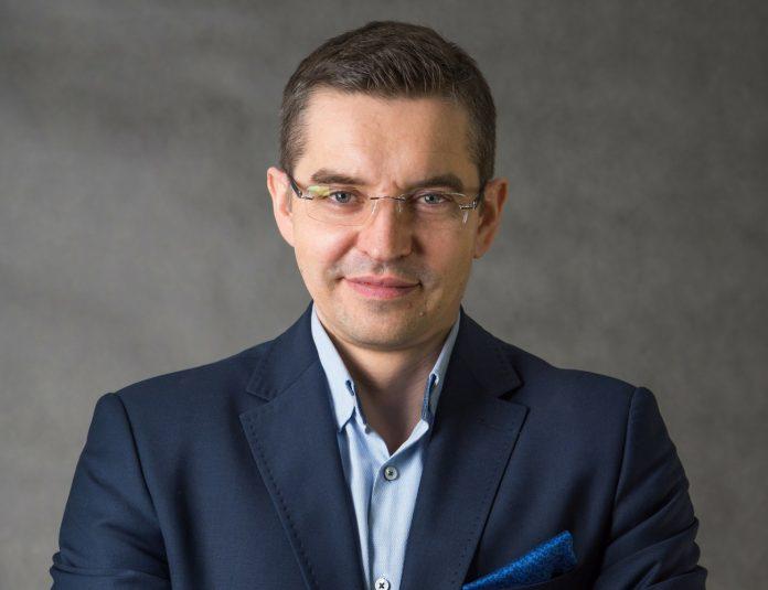 Janusz Sterna, Wiceprezes Columbus Energy S.A.