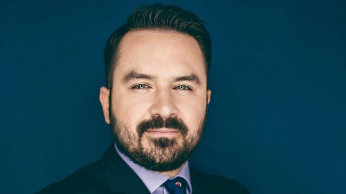 Michał Kwinta, City Lead Poland w Mindspace