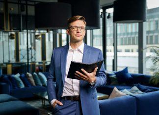Mikołaj Bobiński, LargeEnterprise Leader w Lenovo Polska