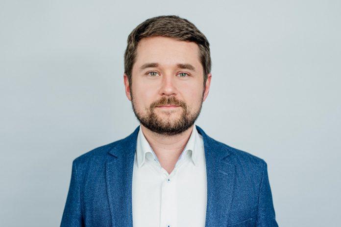 Rafał Kryk, PQ Application Manager w firmie Eaton