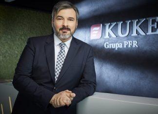 Tomasz Ślagórski, wiceprezes KUKE