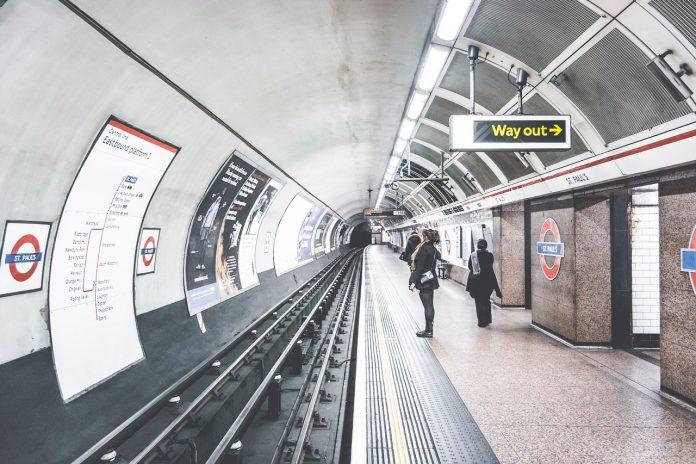 metro londyn wielka brytania