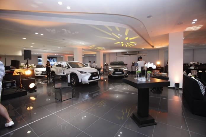 Lexus wchodzi na nowy rynek